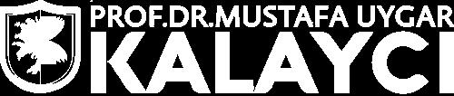 Beyaz Logo Kalaycı